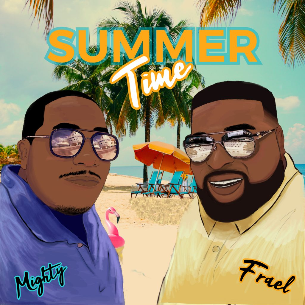 F'RAEL // Summer Time - single cover