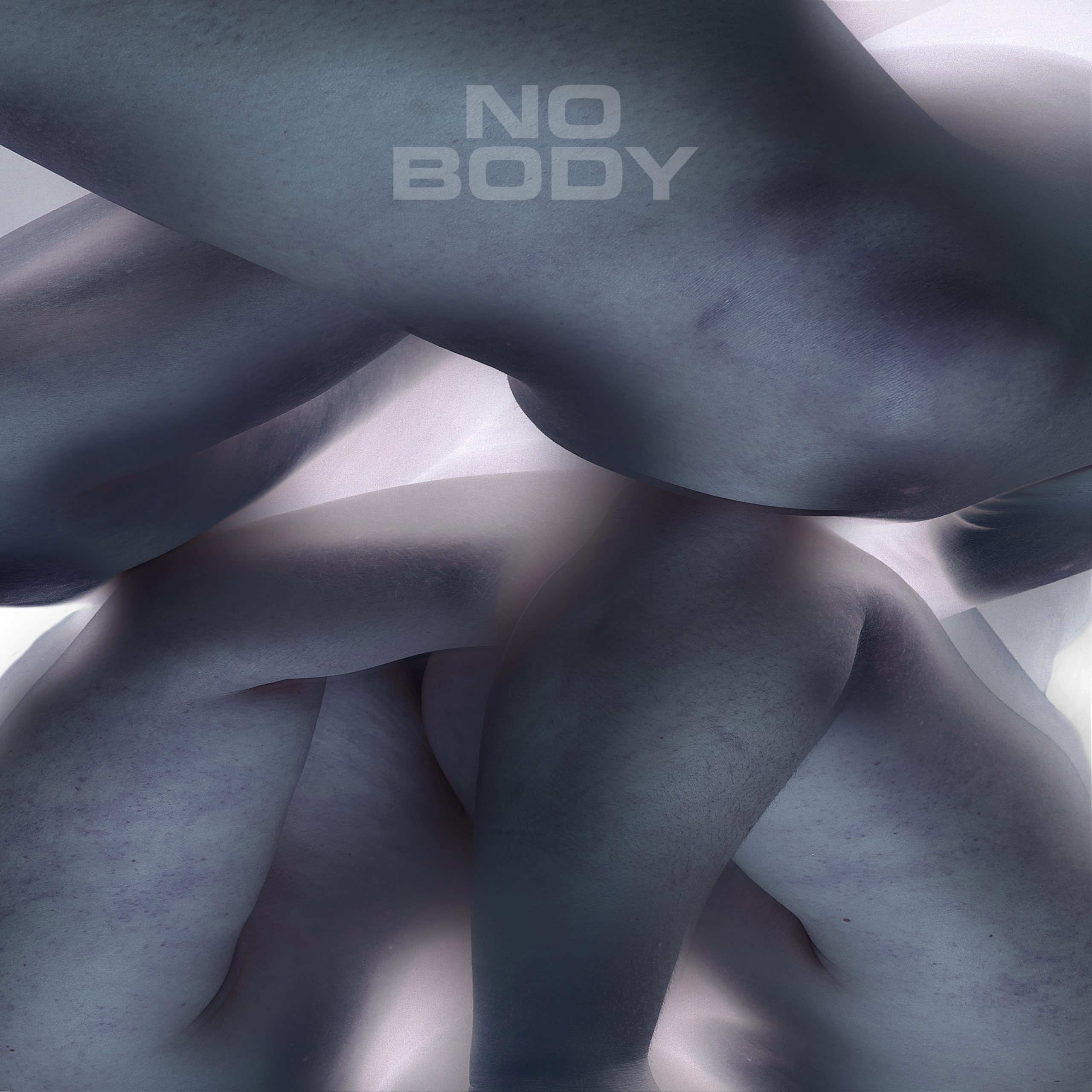 Giudi // NoBody - single artwork