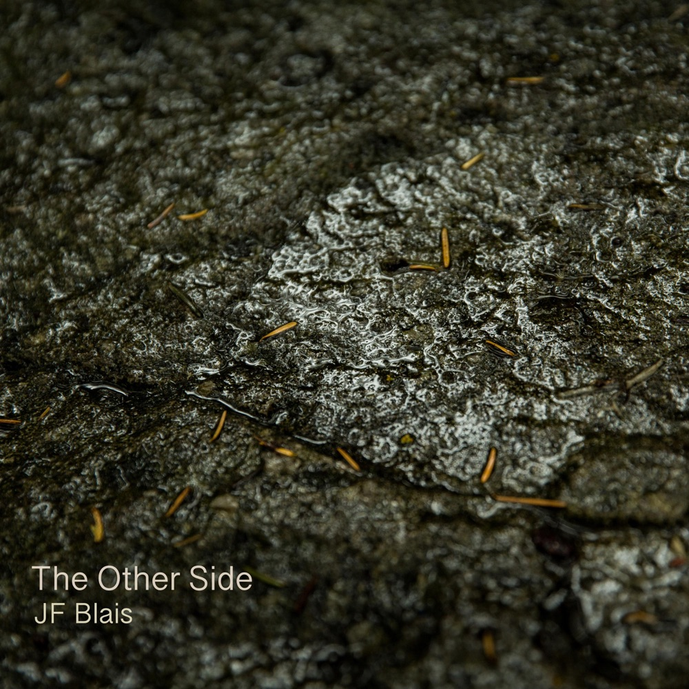 JF Blais // The Other Side - single cover