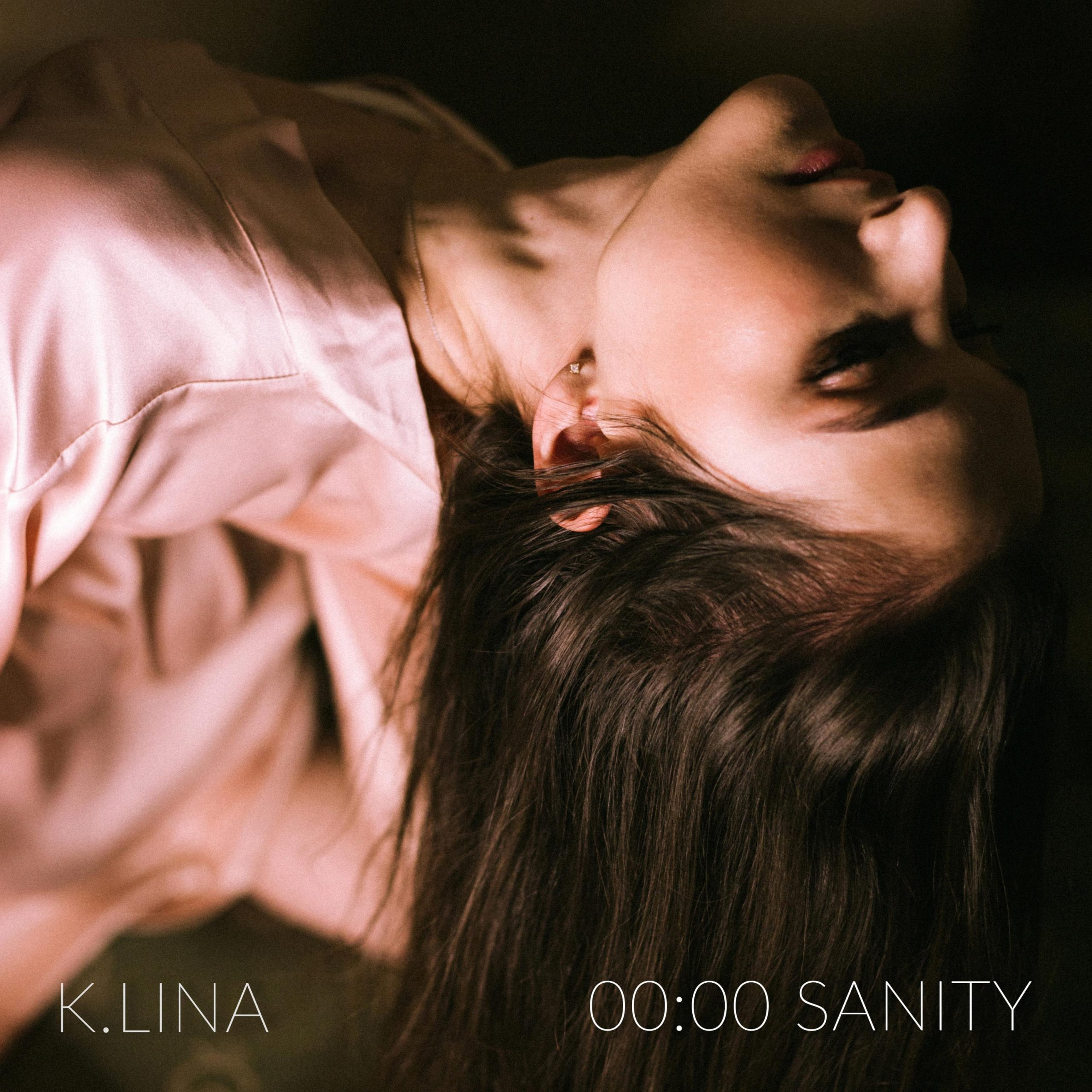 K.LINA // 00:00 Sanity - EP cover