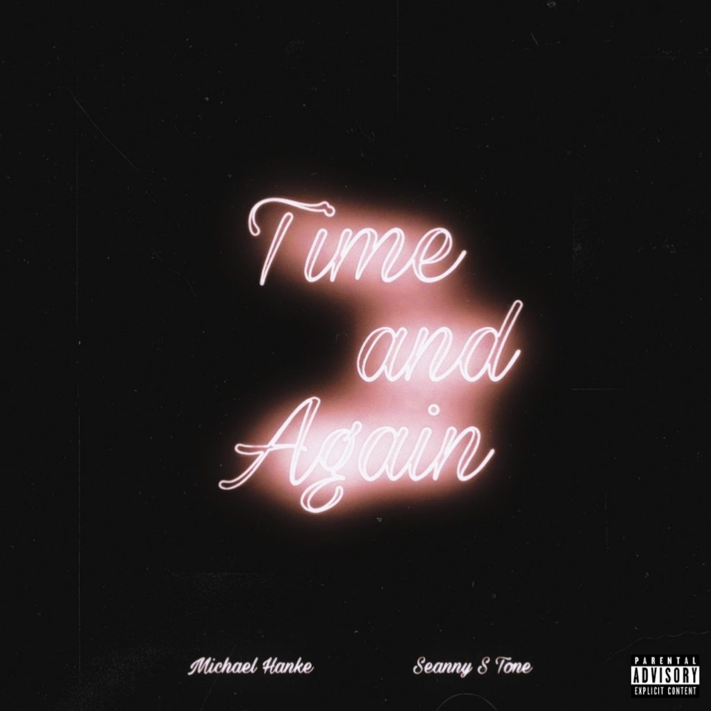 Michael Hanke and Seanny S Tone // Time and Again - single cover
