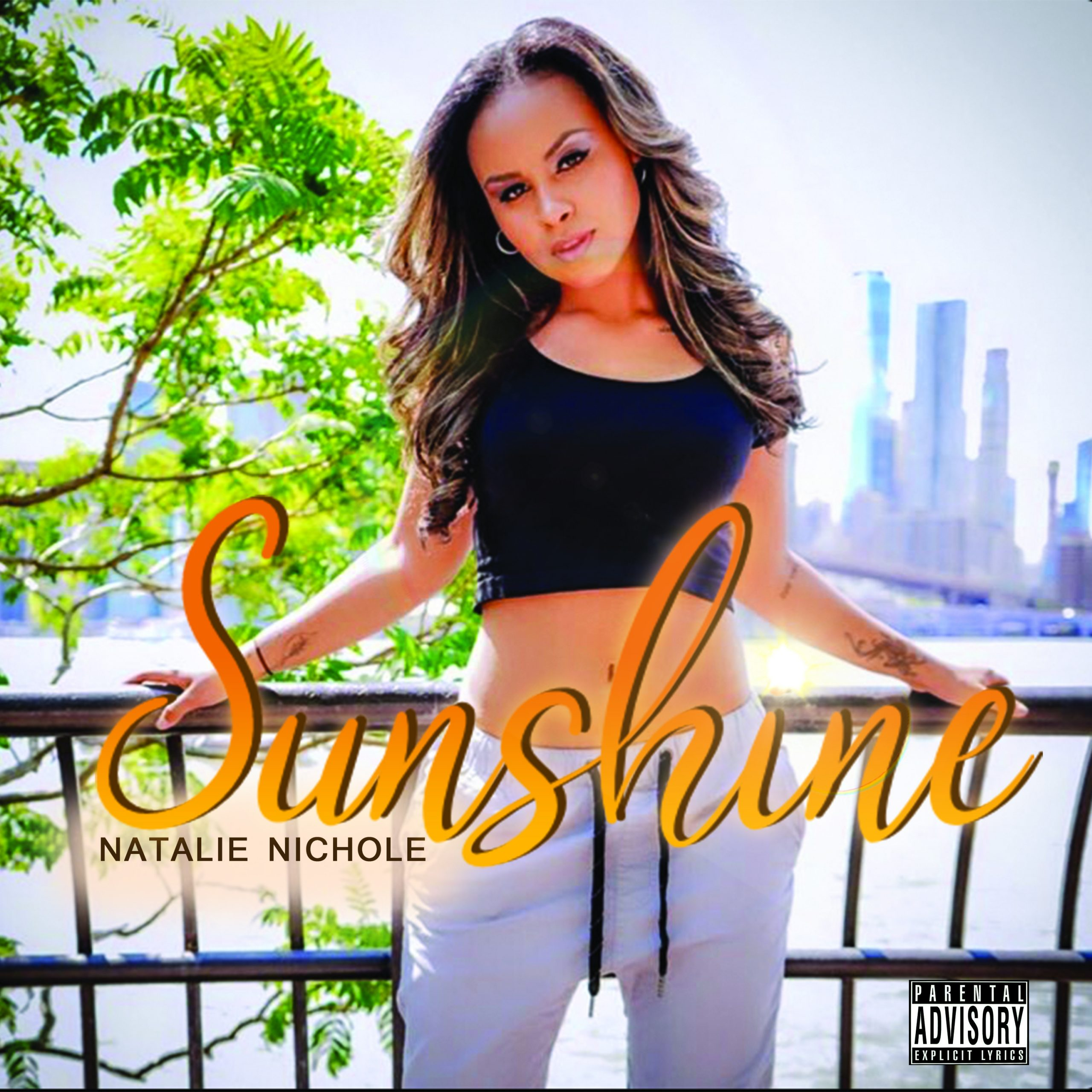 Natalie Nicole // Sunshine - single cover