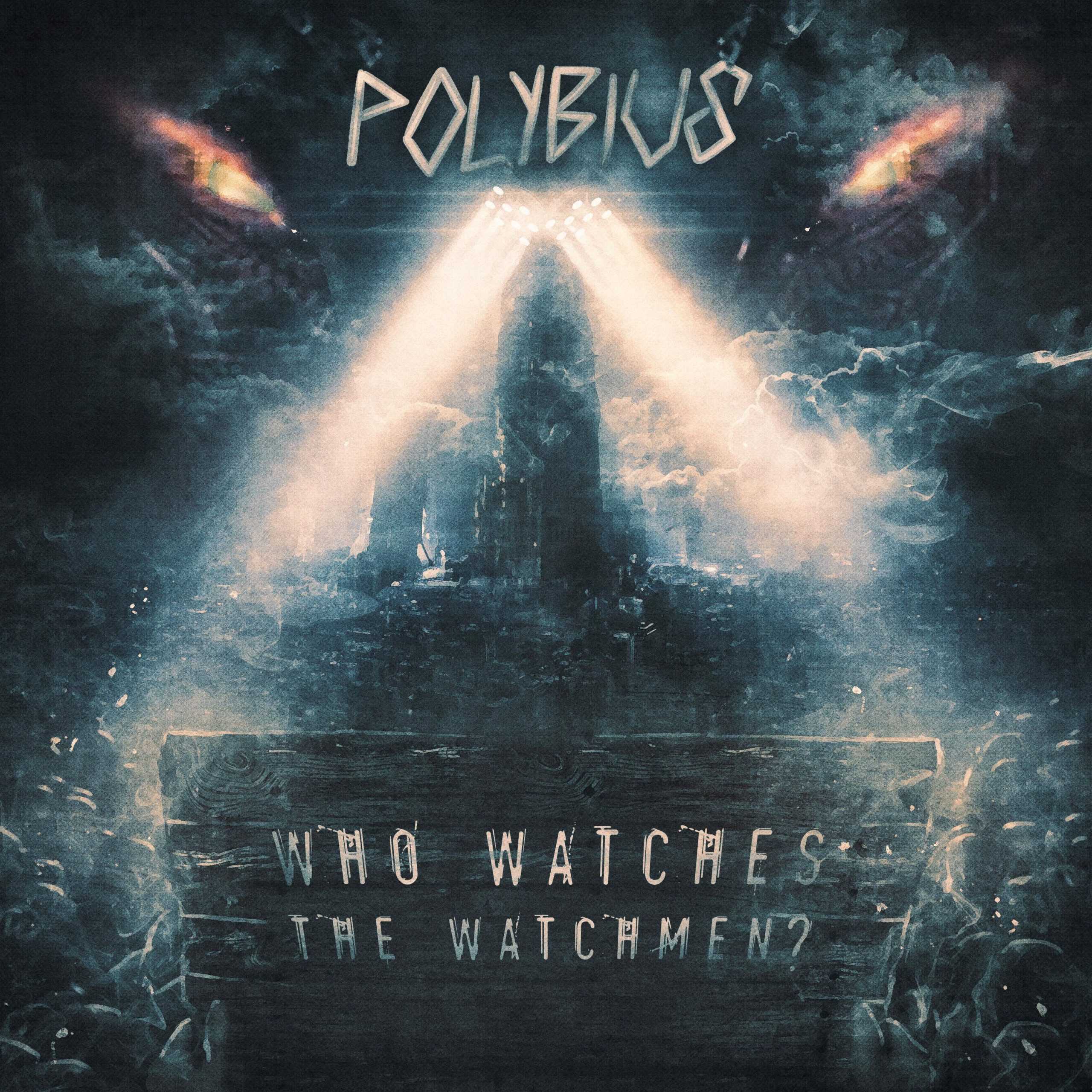 Polybius // Who Watches The Watchmen - single cover