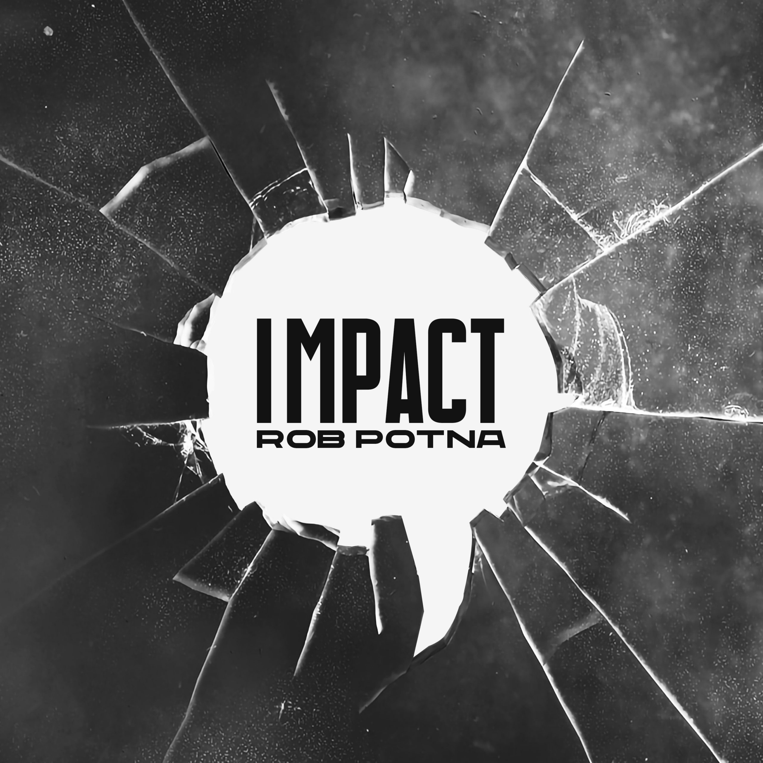 Rob Potna // Impact - single artwork