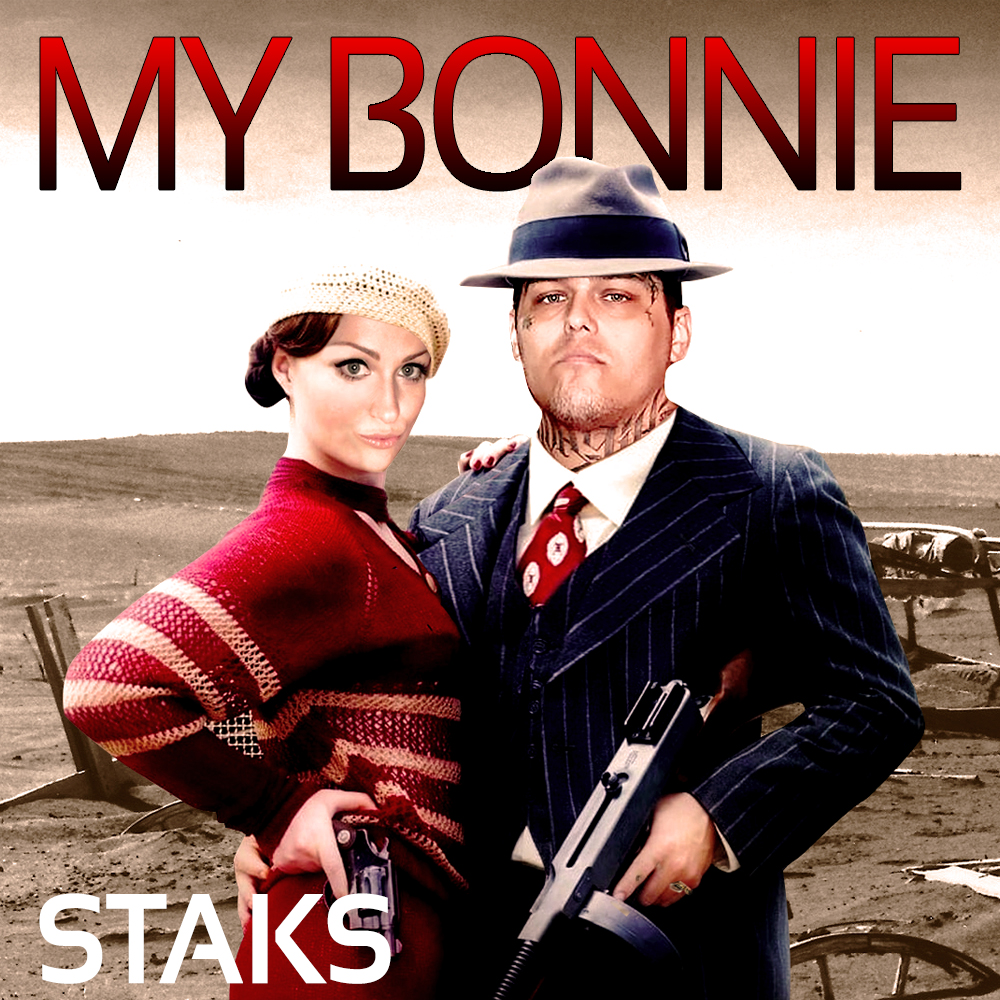 Staks // My Bonnie - single cover
