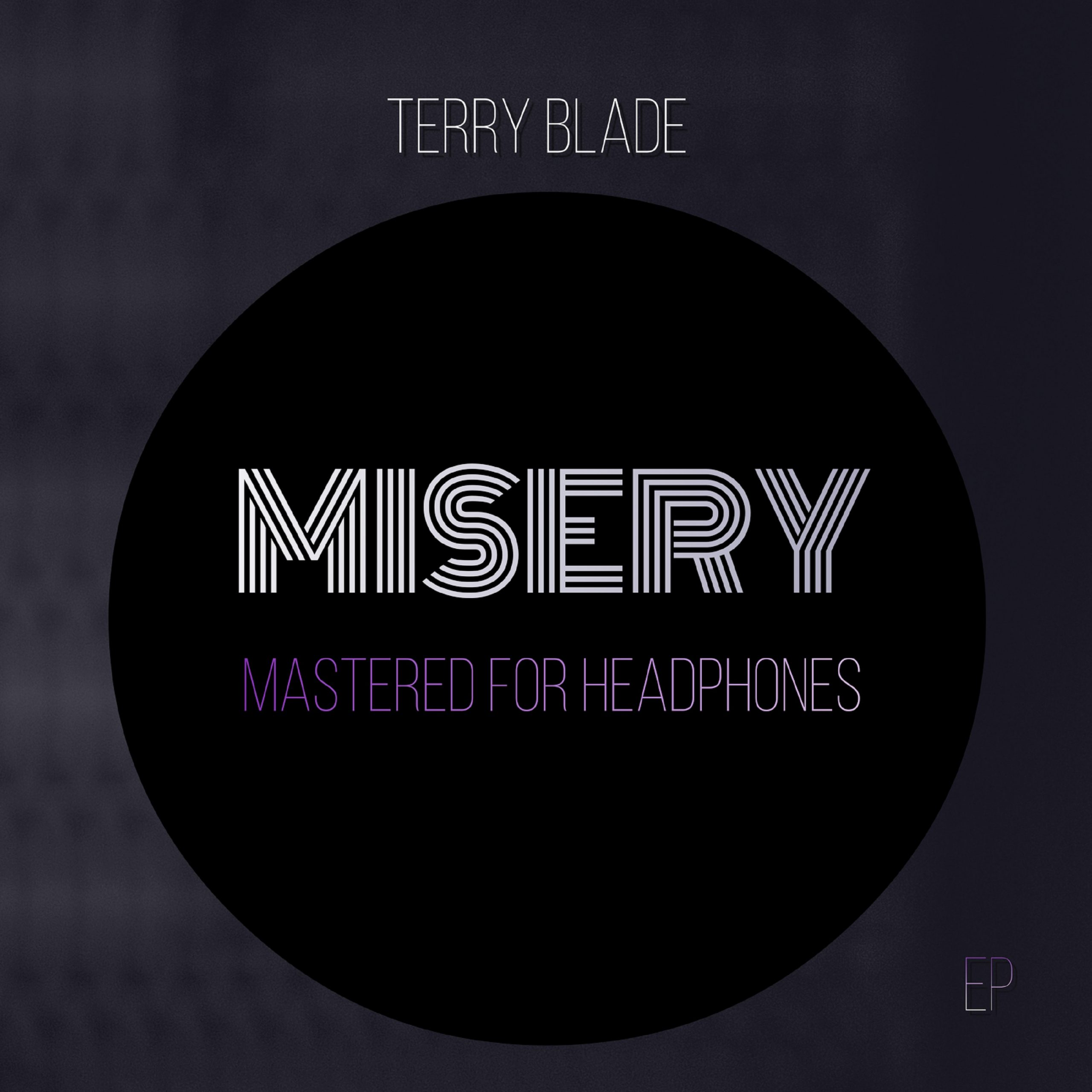Terry Blade // Misery - EP cover