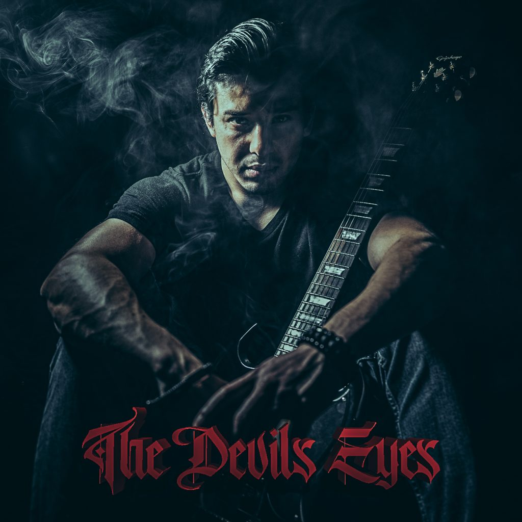 Vidal // The Devil's Eyes - single cover