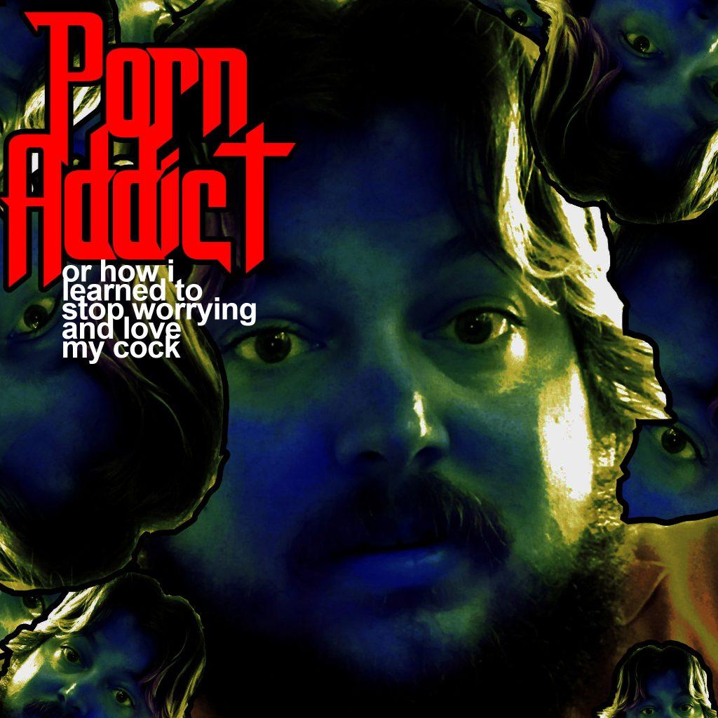 Yung Poop // Porn Addict - album cover