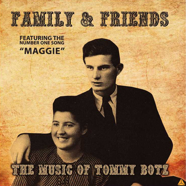 Tommy Botz // Family and Friends - EP cover
