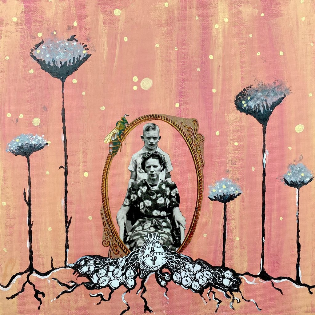 David Ladon // Mother Market - single cover