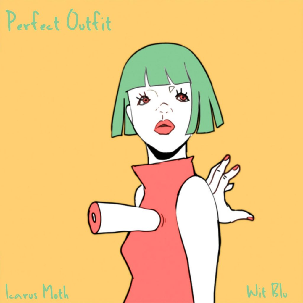 Icarus Moth with Wit Blu // Perfect Outfit - single cover