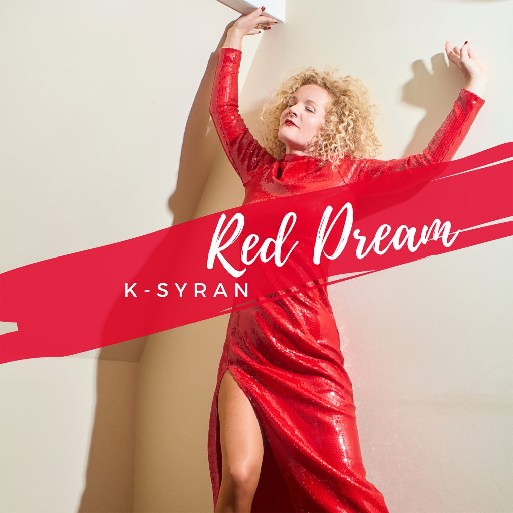 K-SYRAN // Red Dream - single cover