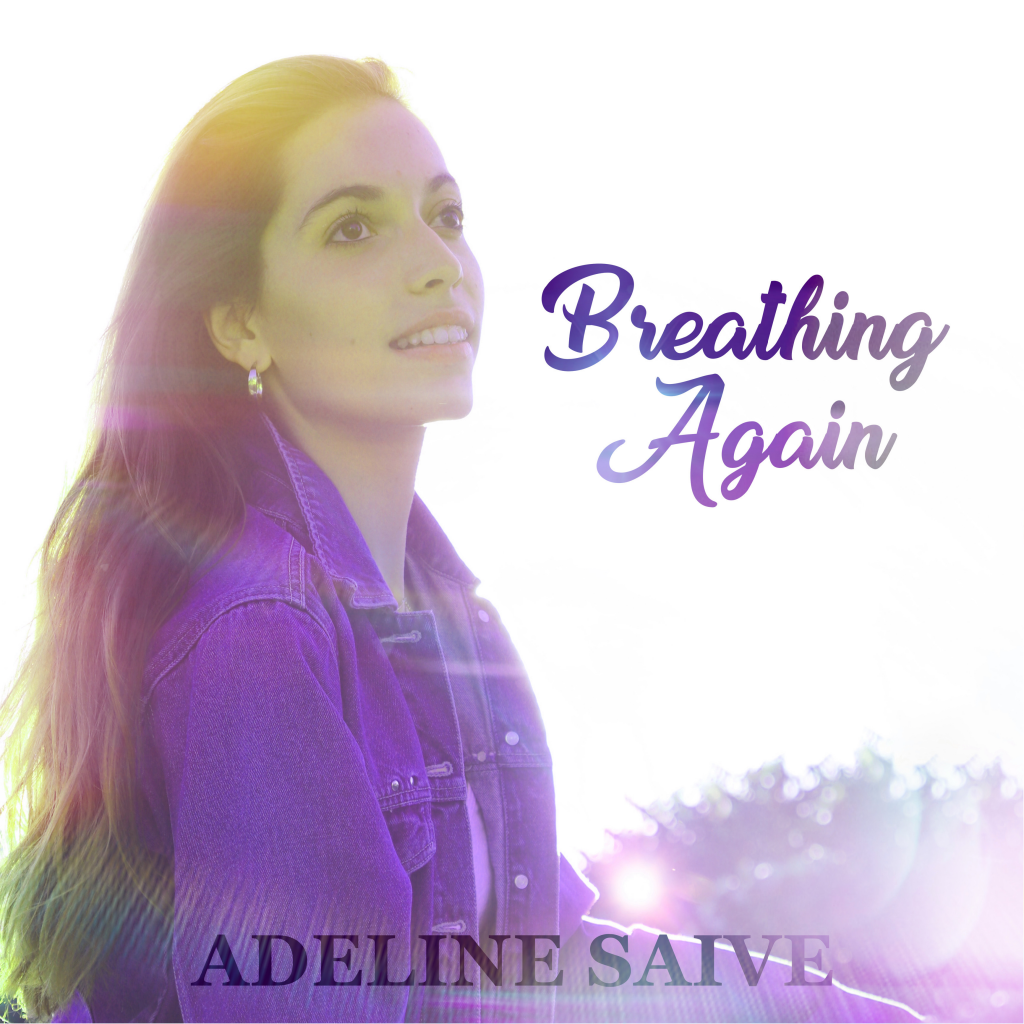 Adeline Saive // Breathing Again - single cover