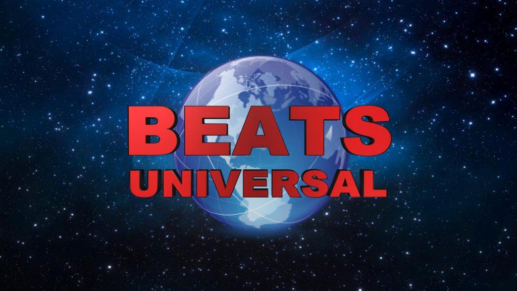 Beats Universal - banner logo