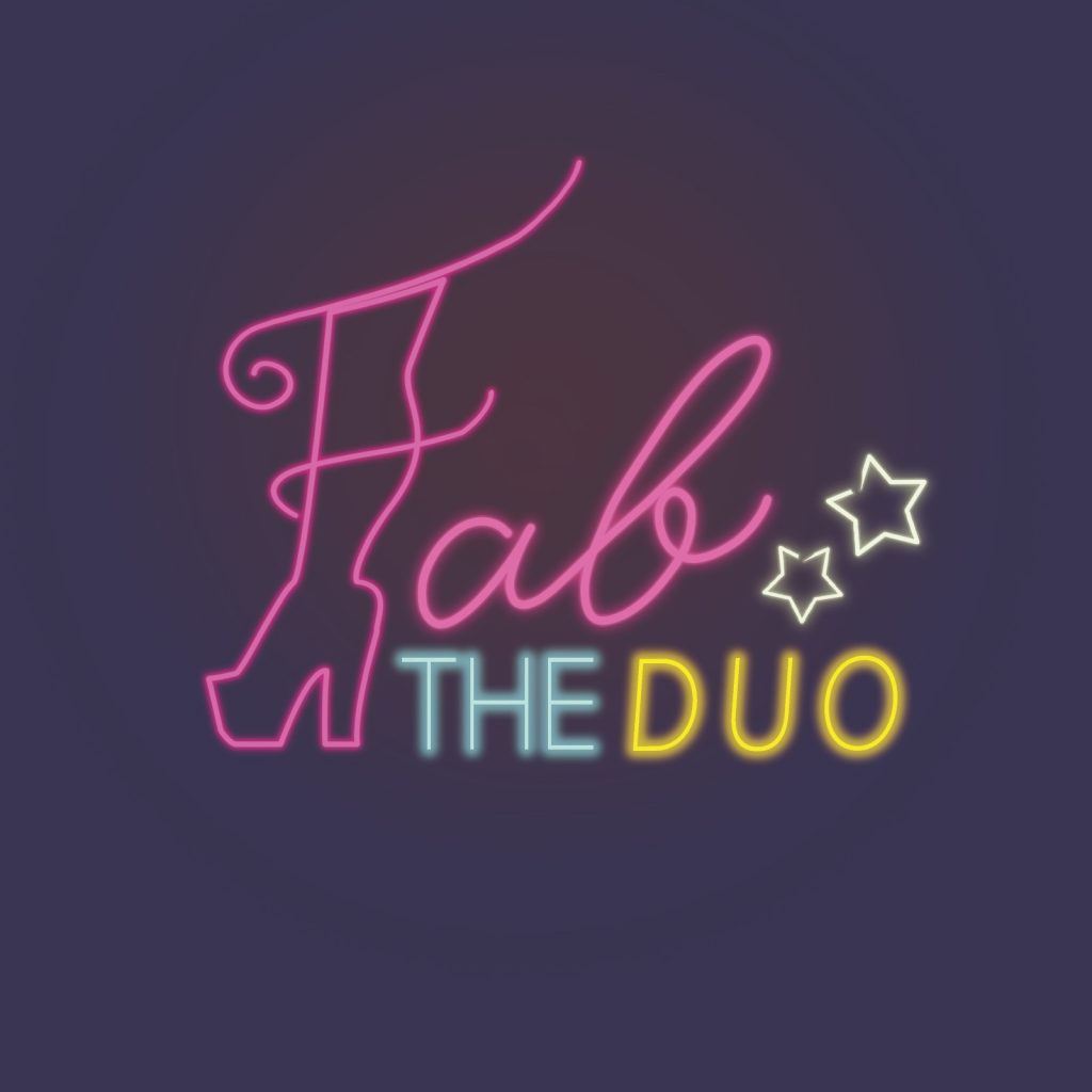Fab The Duo - logo