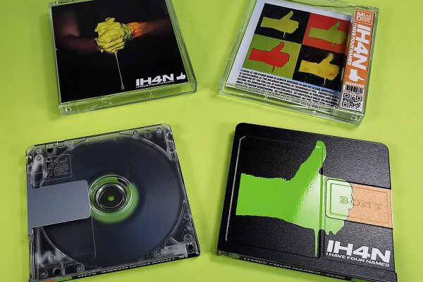 I Have Four Names // IH4N (DX) - album MiniDisc