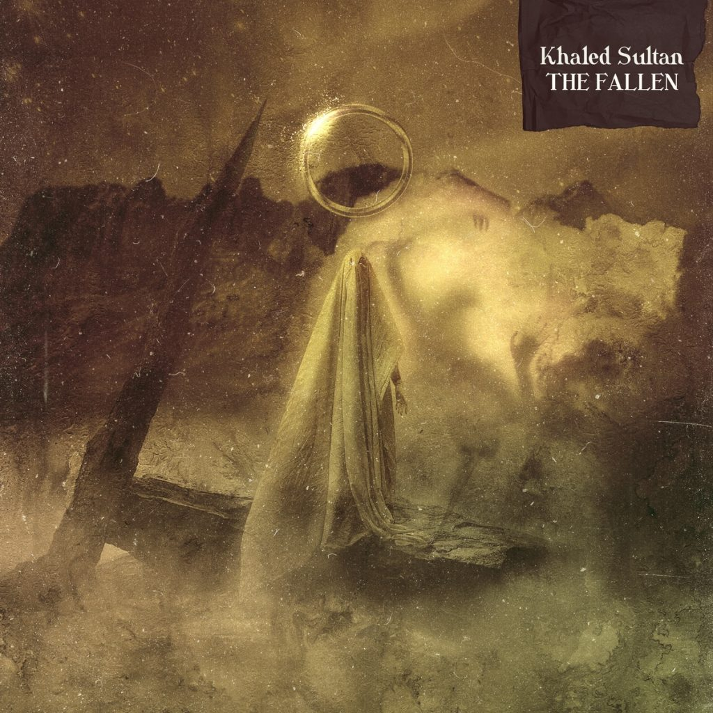 Khaled Sultan // The Fallen - single cover