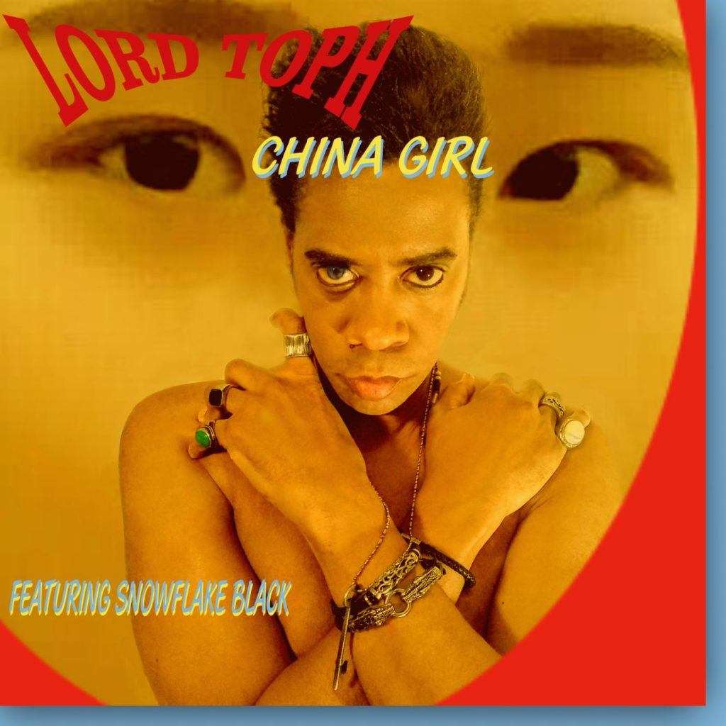 Lord Toph // China Girl - single cover