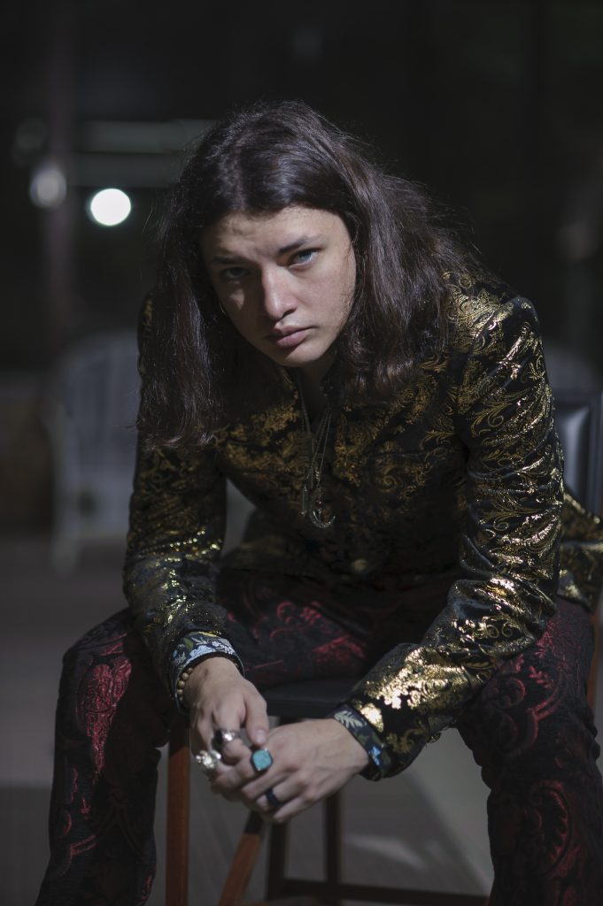 Lucas Tadini - portrait