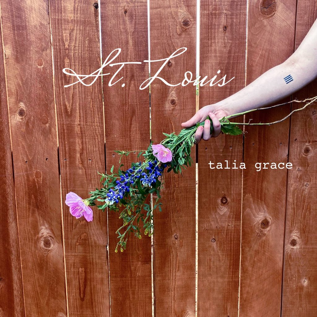 Talia Grace // St. Louis - single cover