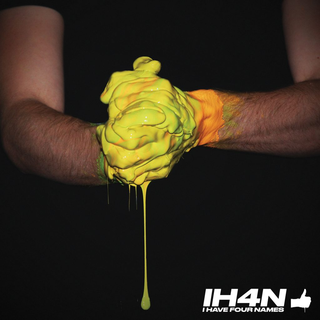 I Have Four Names // IH4N (DX) - album cover
