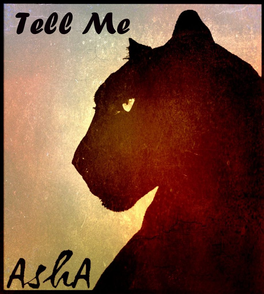 AshA // Tell Me - single cover