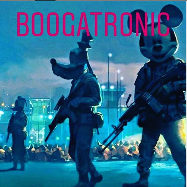 BoogaTronic // Impossible - single cover