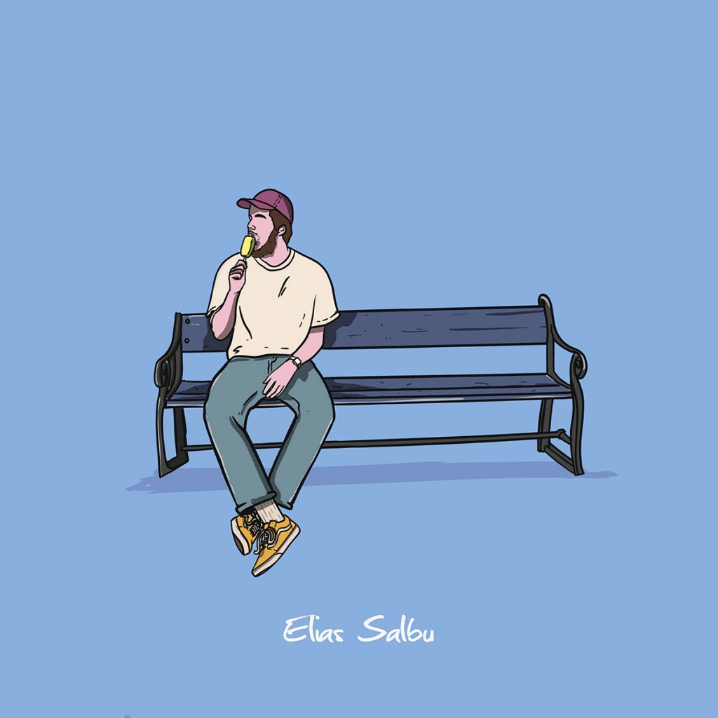 Elias Salbu // Better in the Summer - single cover