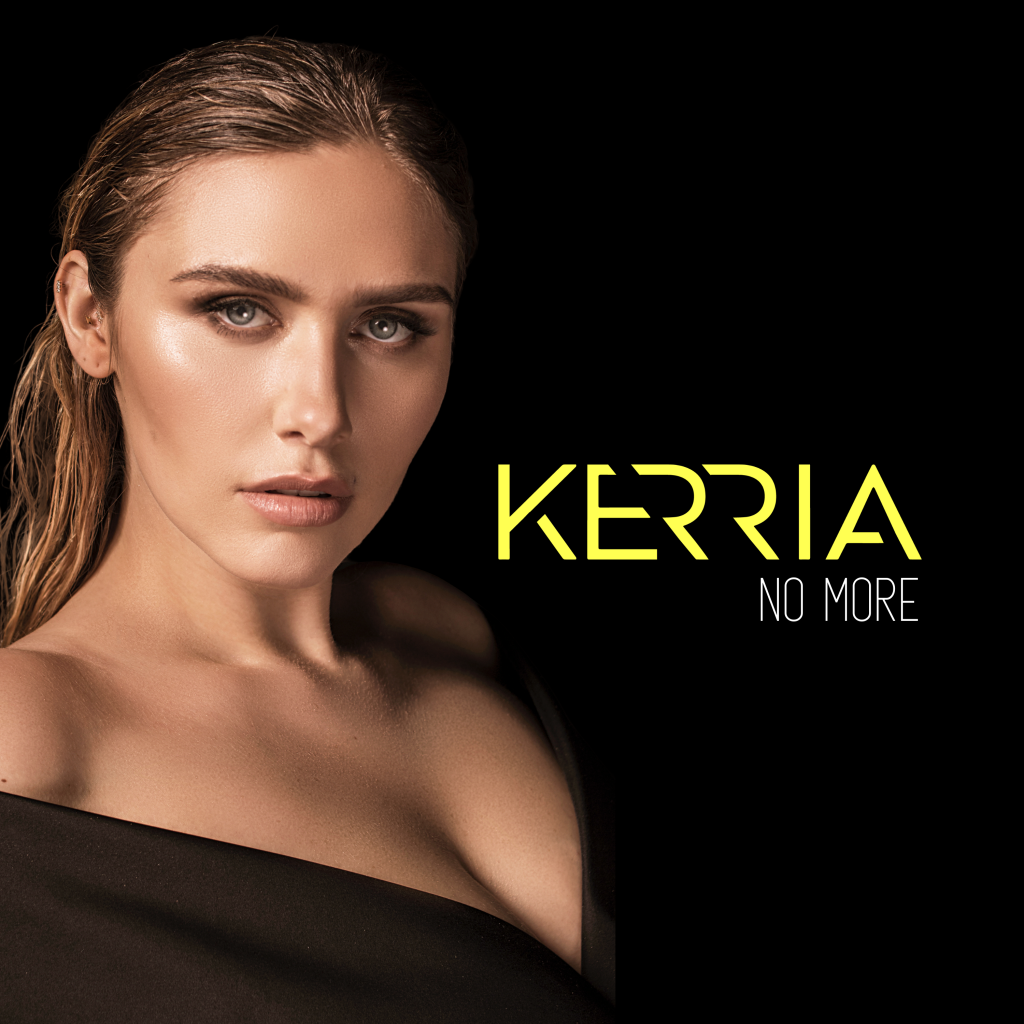 Kerria // No More - single cover