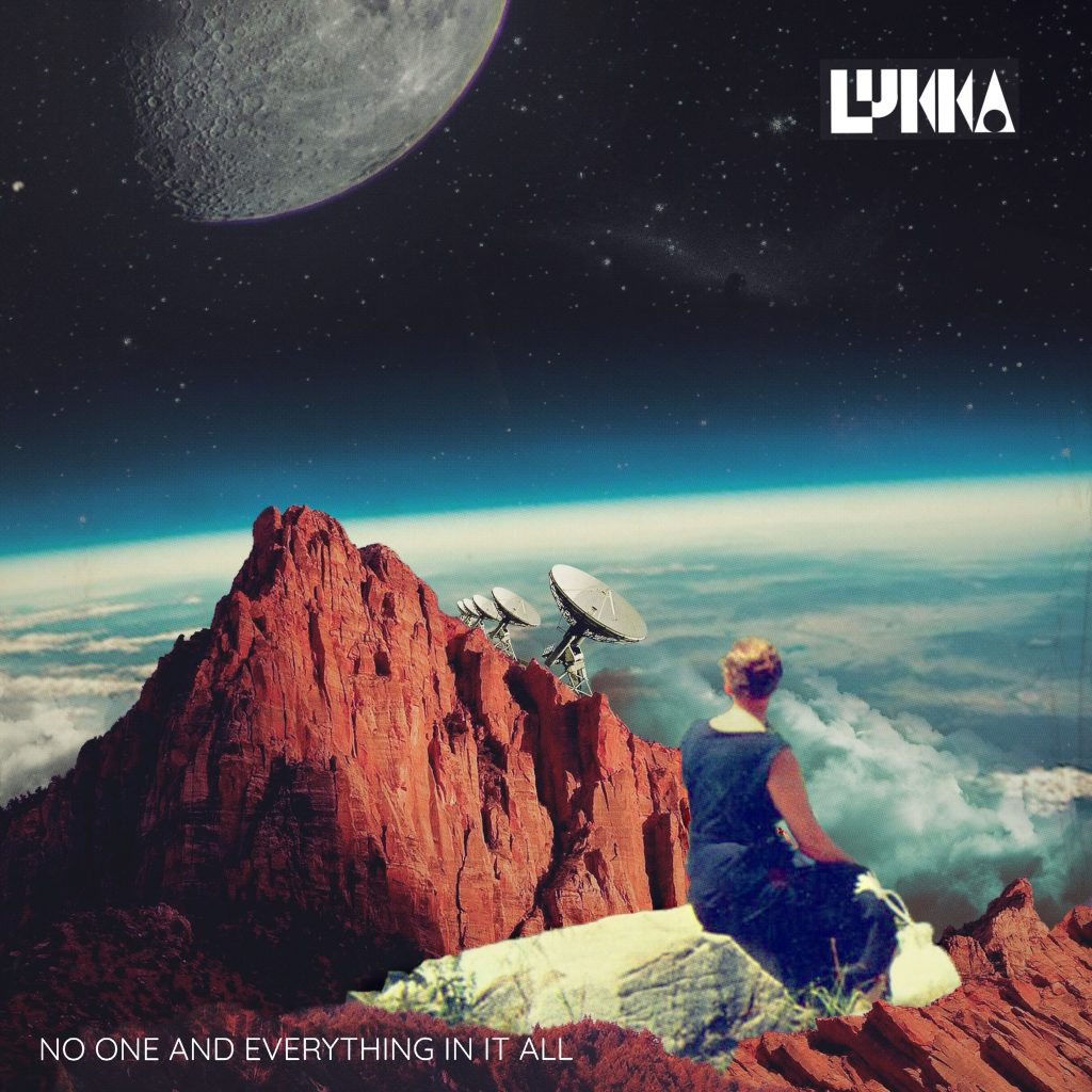 Lukka // No One And Everything In It All - single cover