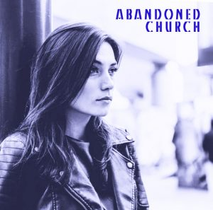 Mystic Waxx // Abandoned Church - single cover