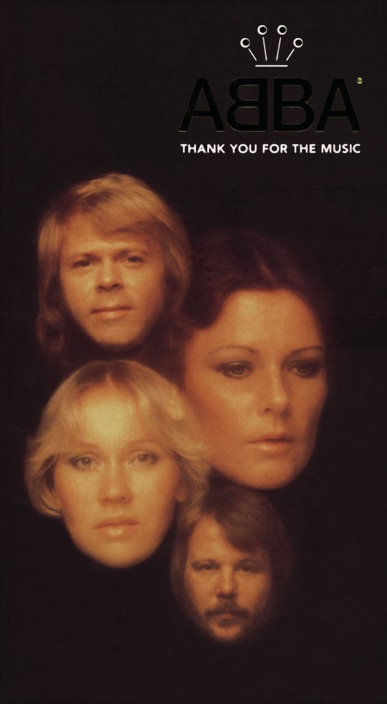 ABBA // Thank You For The Music