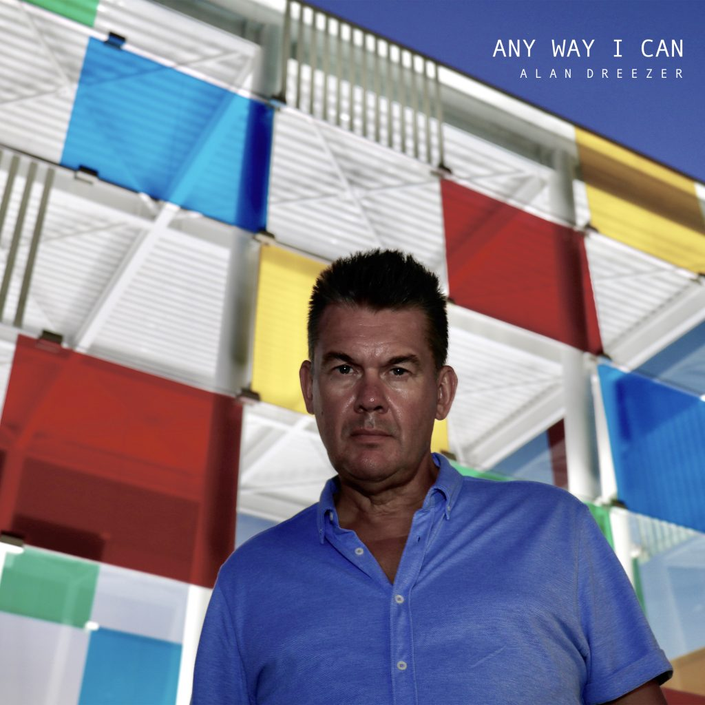 Alan Dreezer // Any Way I Can - single cover