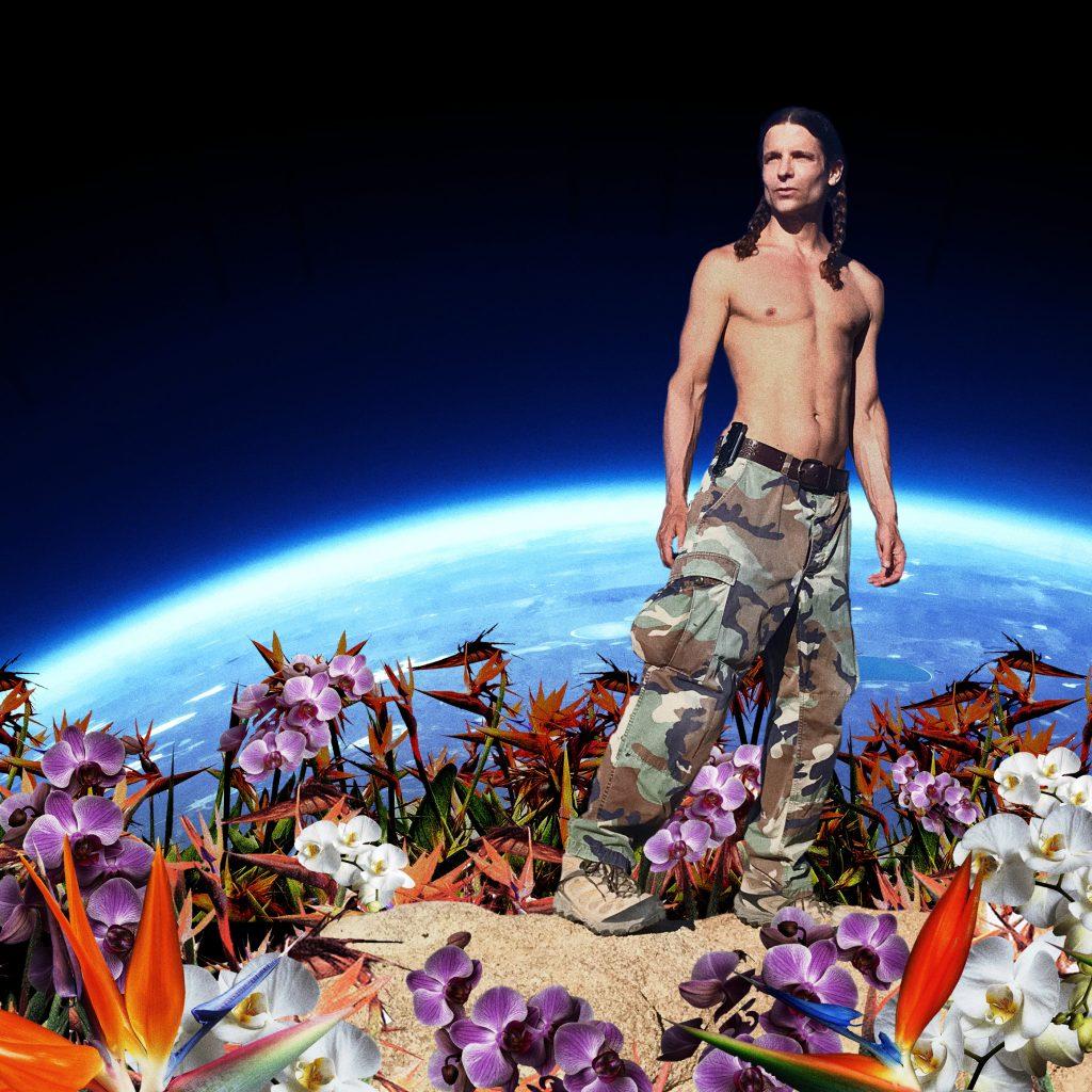 Brett Copeland // Your Paradise - single cover