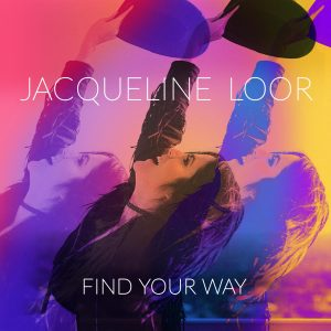 Jacqueline Loor // Find Your Way - single cover
