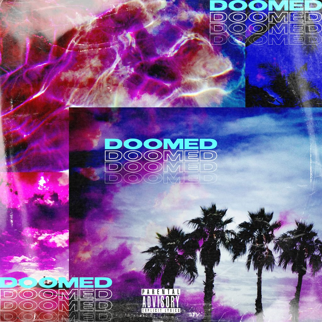 Mannis // Doomed - single cover