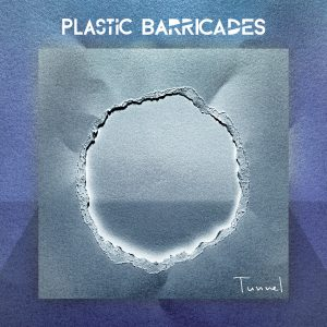 Plastic Barricades // Tunnel - single cover, artwork by Elina Pasok