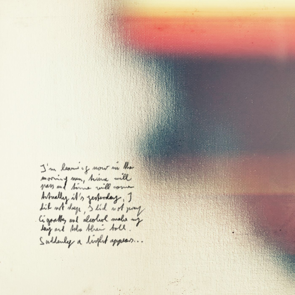 Sami Simon // Morning Sun - single cover