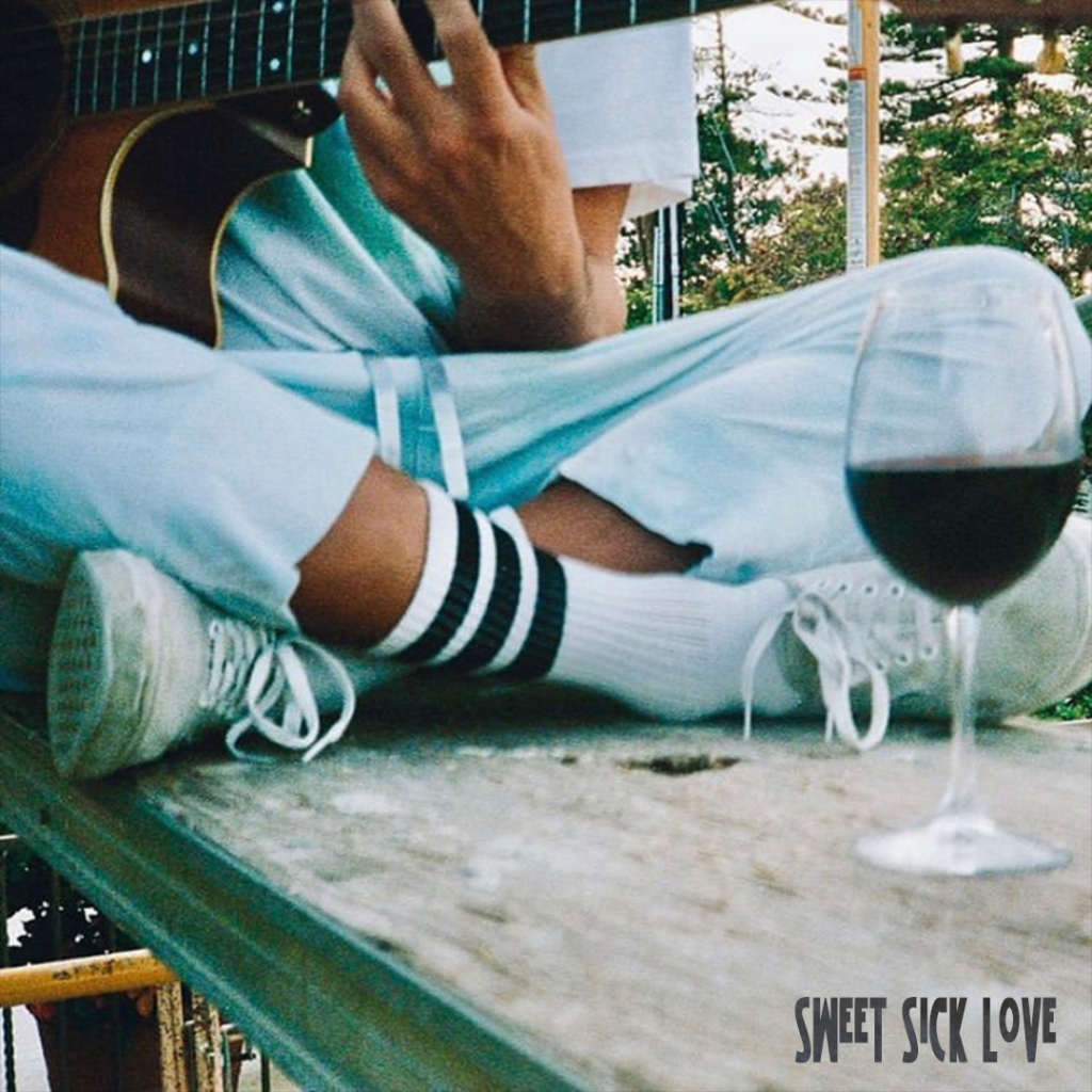 Sweet Tooth // Sweet Sick Love - single cover