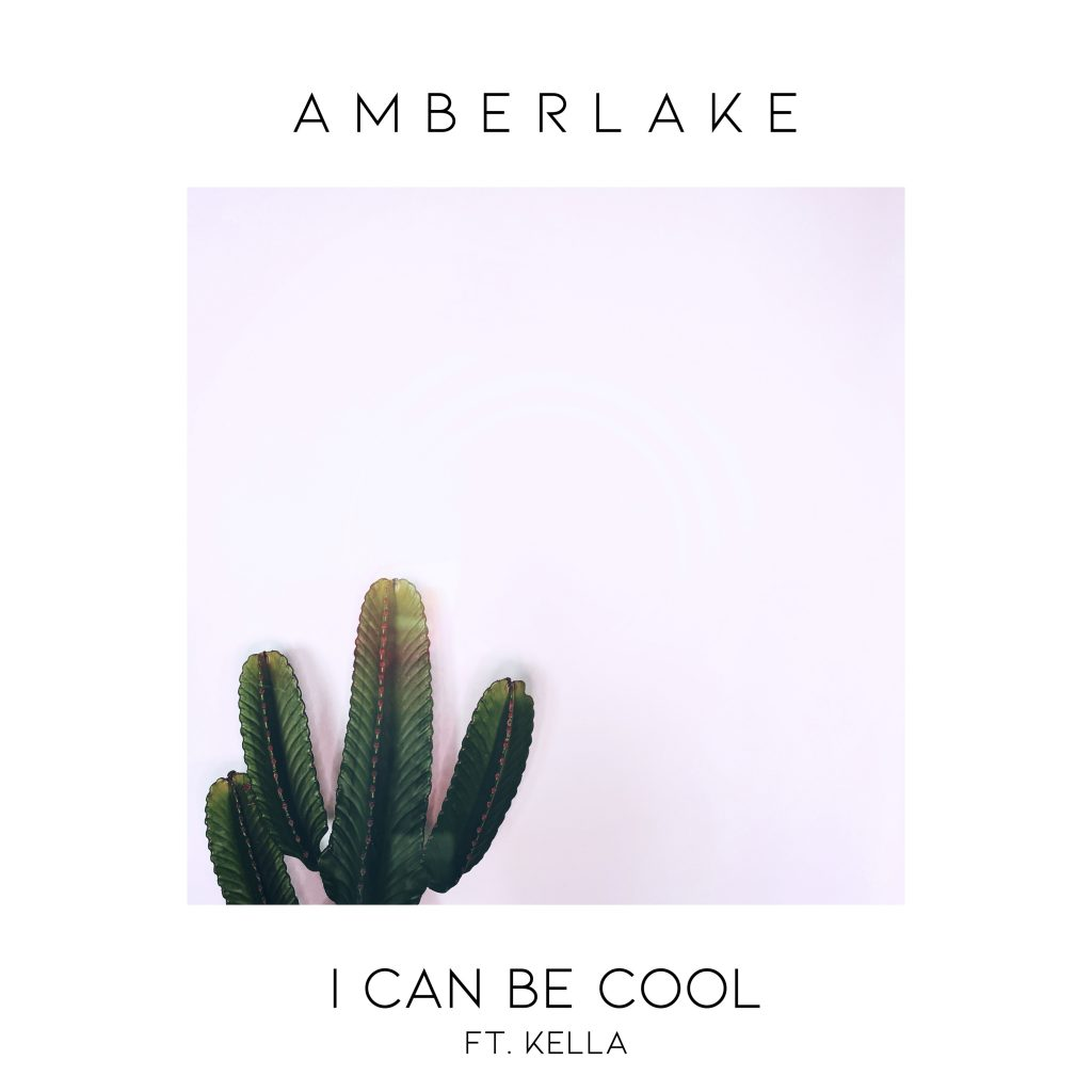 Amberlake // I Can Be Cool - single artwork