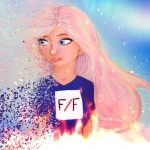 FALL or FLIGHT // rUDIMENTARY - EP artwork