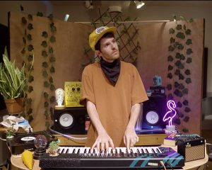 Peter Spacey // Electro-Organic Live Session thumbnail