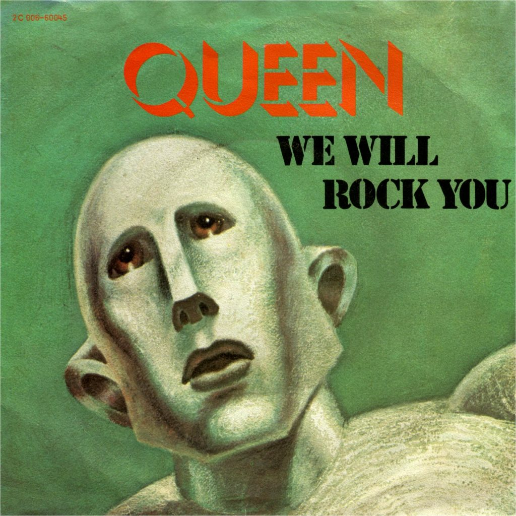 Queen // We Will Rock You