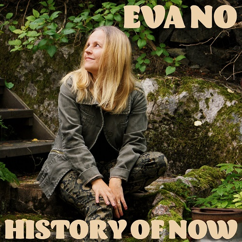 Eva No // History of Now - EP cover