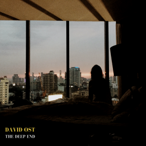 David Ost // The Deep End - single cover