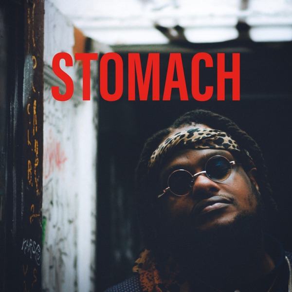 St. Geo // Stomach - album cover