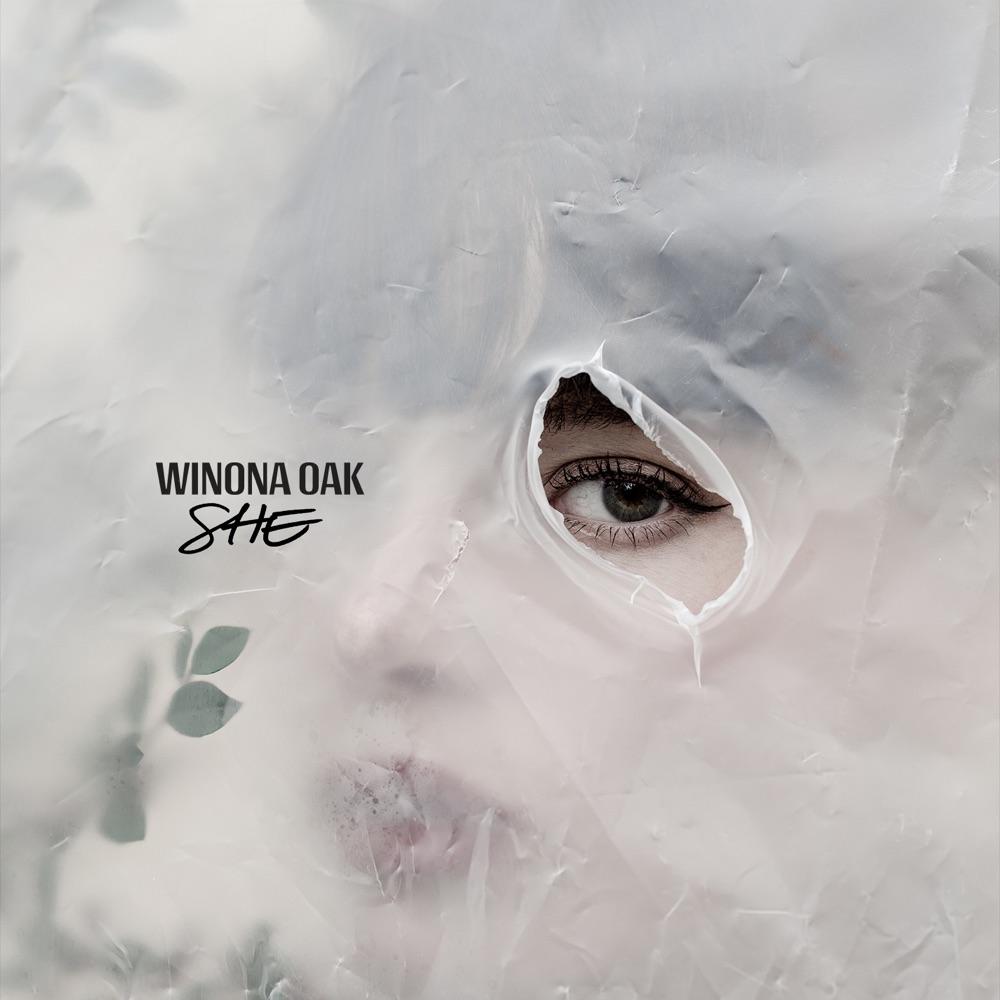 Winona Oak // SHE - EP cover