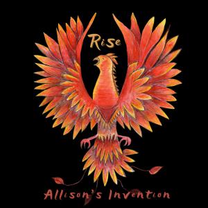 Allison's Invention // Rise - single cover