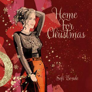 Sofi Bonde // Home For Christmas - single cover