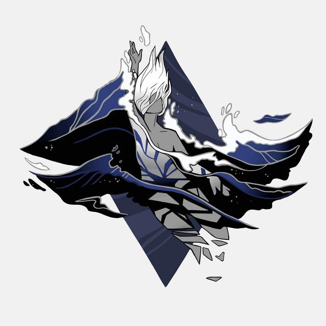 Waxlimbs // Dead in the Water - artwork